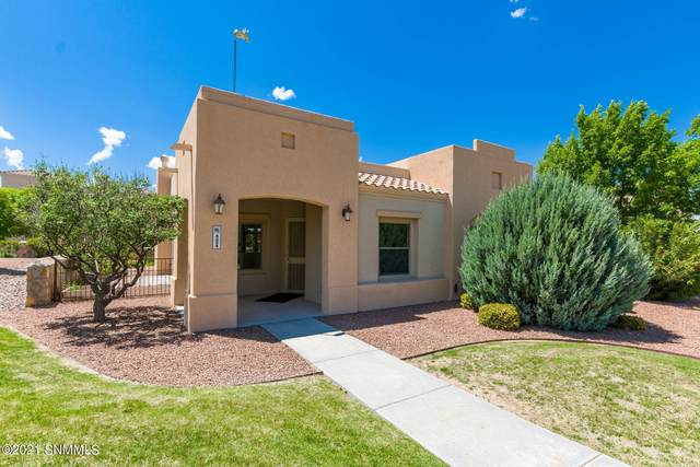 4224 Canterra Arc, Las Cruces, NM 88011 (MLS #2101452) :: Better Homes and Gardens Real Estate - Steinborn & Associates