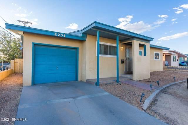 2205 E Idaho Avenue, Las Cruces, NM 88001 (MLS #2101462) :: Better Homes and Gardens Real Estate - Steinborn & Associates