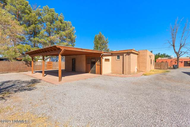2544 Calle De Colon, Mesilla, NM 88046 (MLS #2101470) :: Las Cruces Real Estate Professionals