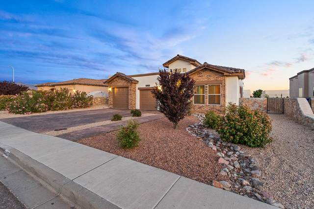 4407 Maricopa Circle, Las Cruces, NM 88011 (MLS #2101471) :: Better Homes and Gardens Real Estate - Steinborn & Associates