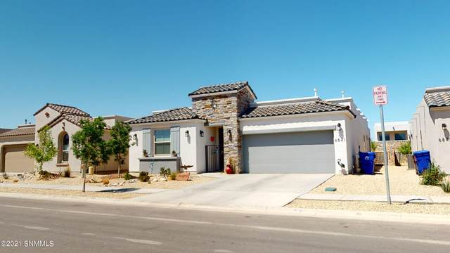 6841 Cassini Avenue, Las Cruces, NM 88012 (MLS #2101474) :: Better Homes and Gardens Real Estate - Steinborn & Associates