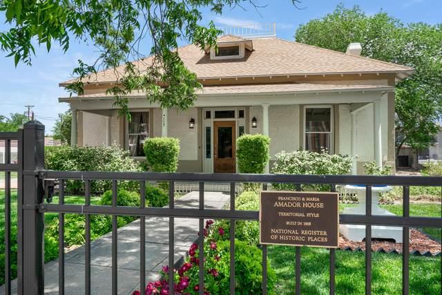 117 S Miranda Street, Las Cruces, NM 88005 (MLS #2101486) :: Agave Real Estate Group