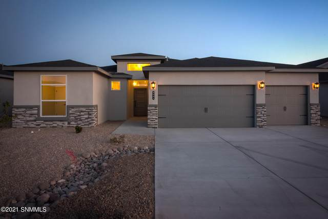 3941 Pacific Loop, Las Cruces, NM 88012 (MLS #2101488) :: Better Homes and Gardens Real Estate - Steinborn & Associates