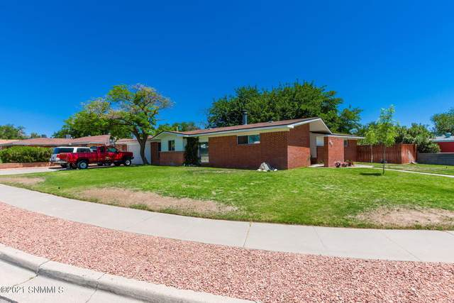 2610 Calle De Rosa, Las Cruces, NM 88001 (MLS #2101490) :: Better Homes and Gardens Real Estate - Steinborn & Associates
