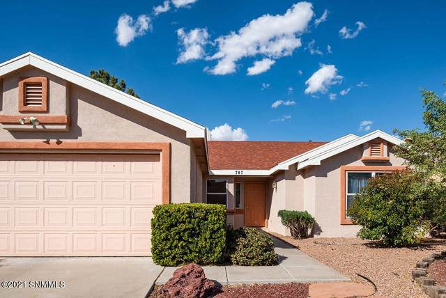 747 Indian Hollow Road, Las Cruces, NM 88011 (MLS #2101493) :: Better Homes and Gardens Real Estate - Steinborn & Associates