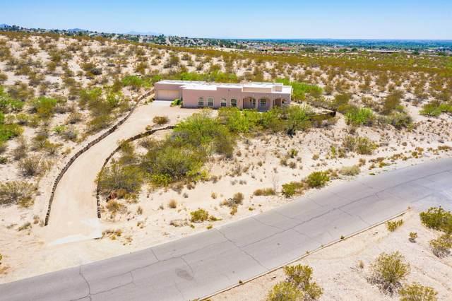 1800 Rincon De Amigos, Las Cruces, NM 88012 (MLS #2101495) :: Better Homes and Gardens Real Estate - Steinborn & Associates