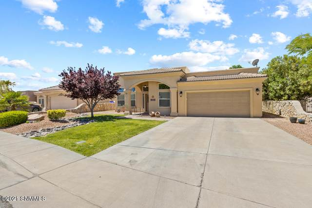 4214 Wildcat Canyon Drive, Las Cruces, NM 88011 (MLS #2101496) :: Las Cruces Real Estate Professionals