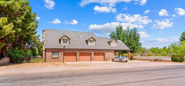 1408 Jeanie Court, Las Cruces, NM 88007 (MLS #2101502) :: Las Cruces Real Estate Professionals
