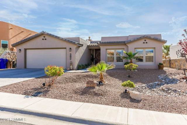 1931 Lone Tree Lane, Las Cruces, NM 88011 (MLS #2101503) :: Better Homes and Gardens Real Estate - Steinborn & Associates