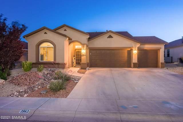 3963 Agua Clara Avenue, Las Cruces, NM 88012 (MLS #2101507) :: Better Homes and Gardens Real Estate - Steinborn & Associates