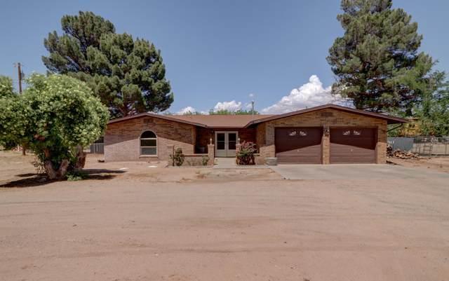 5836 Leasburg Drive, Dona Ana, NM 88007 (MLS #2101511) :: Better Homes and Gardens Real Estate - Steinborn & Associates