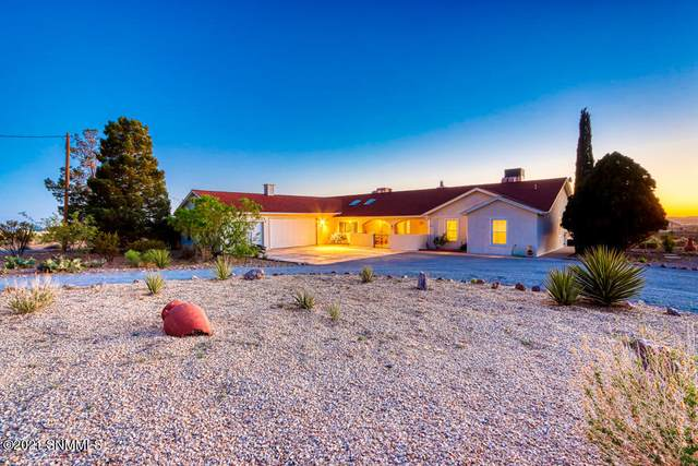 5048 Apex Mine Road, Las Cruces, NM 88011 (MLS #2101512) :: Better Homes and Gardens Real Estate - Steinborn & Associates