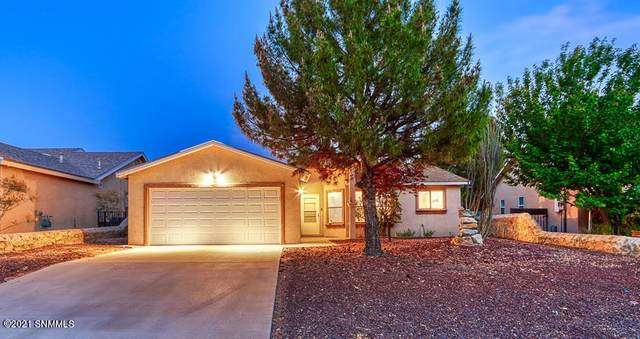 4938 Arena Drive, Las Cruces, NM 88012 (MLS #2101514) :: Better Homes and Gardens Real Estate - Steinborn & Associates