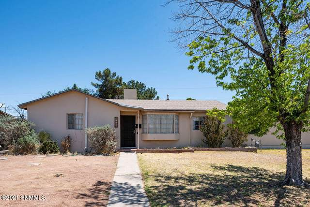 1785 S Locust Street, Las Cruces, NM 88001 (MLS #2101526) :: Better Homes and Gardens Real Estate - Steinborn & Associates