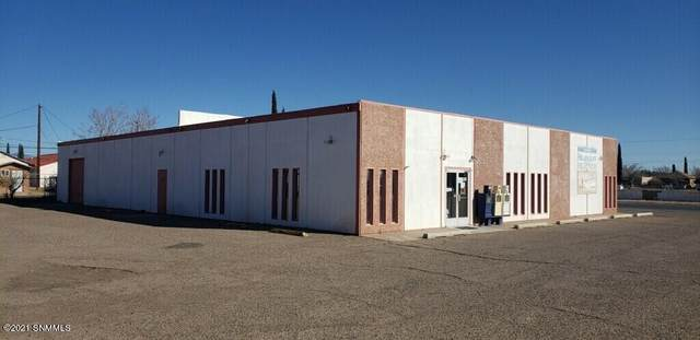 219 E Maple Street, Deming, NM 88030 (MLS #2101529) :: Agave Real Estate Group