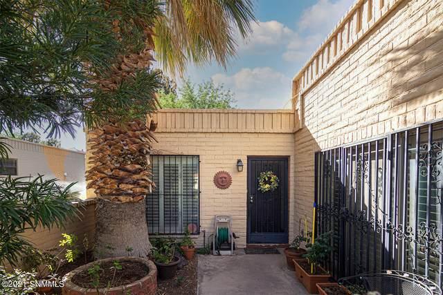 108 Jeweled Mesa Drive, Santa Teresa, NM 88008 (MLS #2101536) :: Agave Real Estate Group