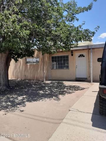 1715 S Espina Street, Las Cruces, NM 88001 (MLS #2101538) :: Las Cruces Real Estate Professionals