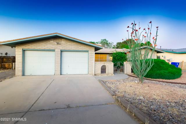 1934 Windsor Place, Las Cruces, NM 88005 (MLS #2101554) :: Las Cruces Real Estate Professionals