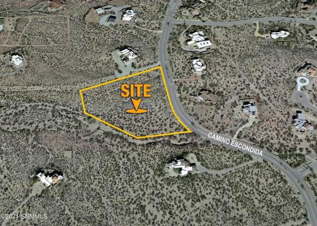 5538 Camino Escondida, Las Cruces, NM 88011 (MLS #2101563) :: Better Homes and Gardens Real Estate - Steinborn & Associates
