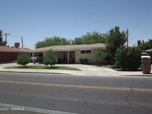 1351 N Alameda Boulevard, Las Cruces, NM 88005 (MLS #2101596) :: Agave Real Estate Group