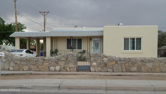 1201 Douglas Drive, Las Cruces, NM 88005 (MLS #2101609) :: Better Homes and Gardens Real Estate - Steinborn & Associates