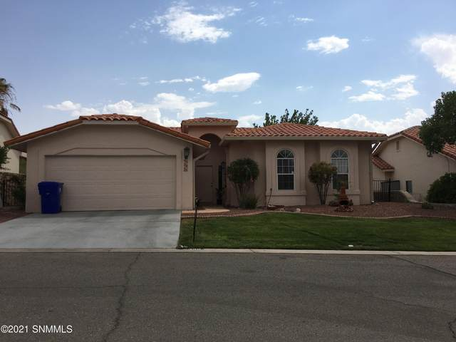 4438 Los Arboles Drive, Las Cruces, NM 88011 (MLS #2101615) :: Better Homes and Gardens Real Estate - Steinborn & Associates
