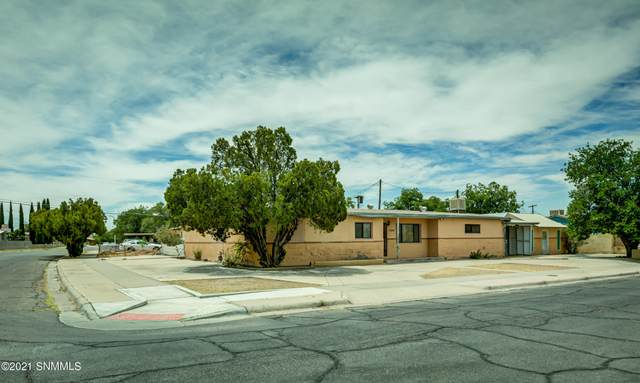 1510 Smith Avenue, Las Cruces, NM 88001 (MLS #2101647) :: Agave Real Estate Group