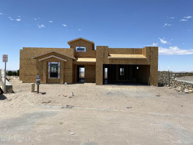 2945 Don Buck, Las Cruces, NM 88011 (MLS #2101661) :: Agave Real Estate Group
