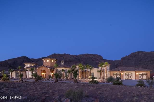 716 Pena Blanca Loop, Las Cruces, NM 88011 (MLS #2101668) :: Las Cruces Real Estate Professionals