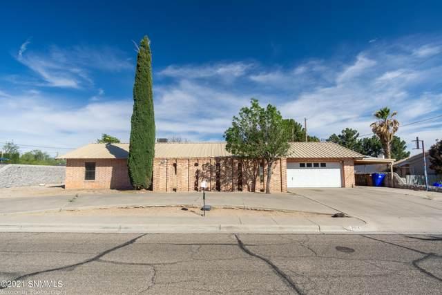 2614 Topley Avenue, Las Cruces, NM 88005 (MLS #2101679) :: Las Cruces Real Estate Professionals