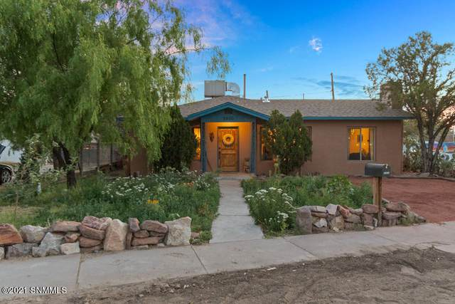 2400 S Solano Drive, Las Cruces, NM 88001 (MLS #2101688) :: Agave Real Estate Group