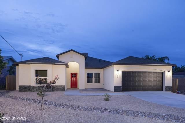 420 Fir Avenue, Las Cruces, NM 88001 (MLS #2101705) :: Las Cruces Real Estate Professionals