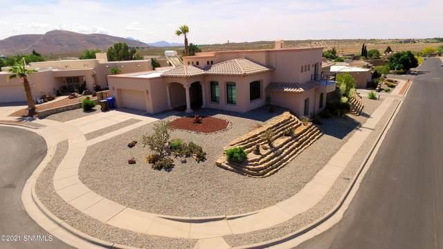 2041 Desert Springs Court, Las Cruces, NM 88011 (MLS #2101712) :: Better Homes and Gardens Real Estate - Steinborn & Associates