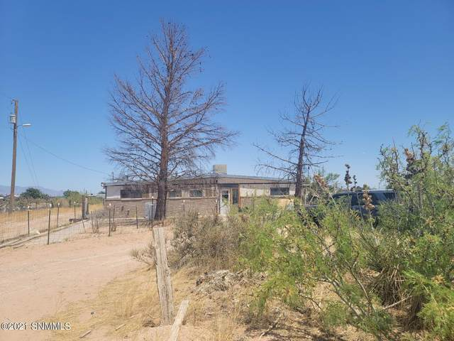 528 Old Sequoia Road, Chaparral, NM 88081 (MLS #2101715) :: Las Cruces Real Estate Professionals
