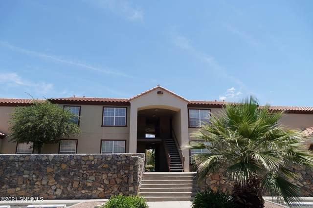 3901 Sonoma Springs Avenue #1504, Las Cruces, NM 88011 (MLS #2101720) :: Las Cruces Real Estate Professionals