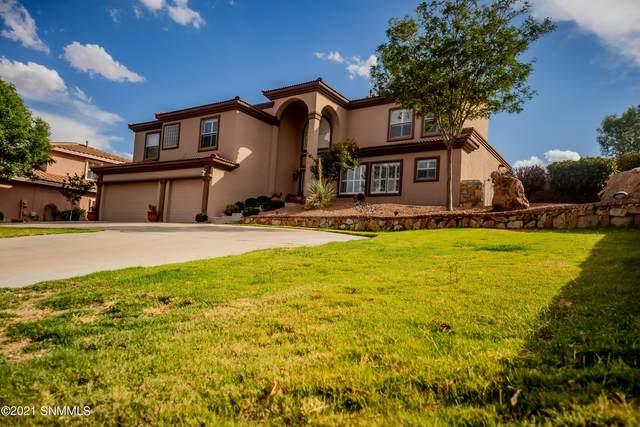 130 Cherry Hill Lane, Santa Teresa, NM 88008 (MLS #2101727) :: Better Homes and Gardens Real Estate - Steinborn & Associates