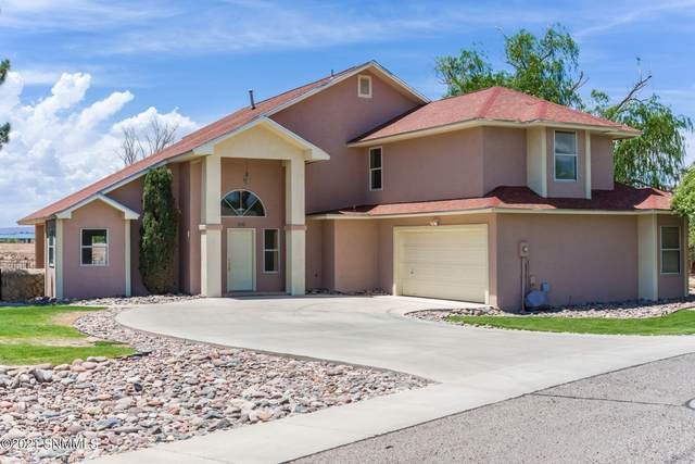 510 North Park Drive, Las Cruces, NM 88005 (MLS #2101730) :: Better Homes and Gardens Real Estate - Steinborn & Associates