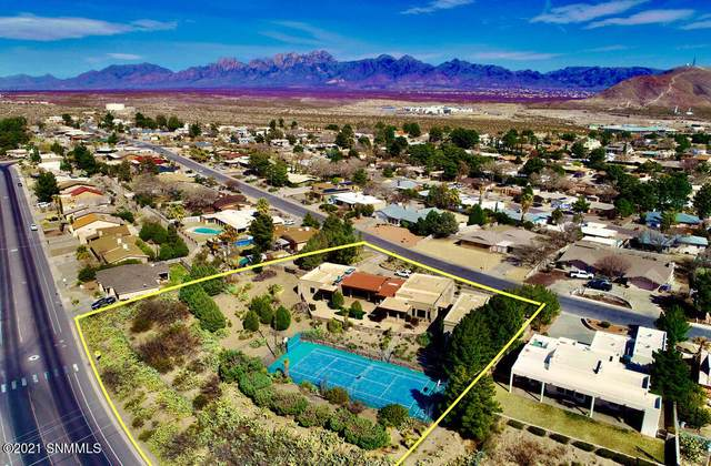 1755 Imperial Ridge, Las Cruces, NM 88011 (MLS #2101750) :: Better Homes and Gardens Real Estate - Steinborn & Associates