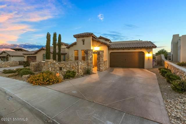 2945 Maddox Loop, Las Cruces, NM 88011 (MLS #2101758) :: Agave Real Estate Group