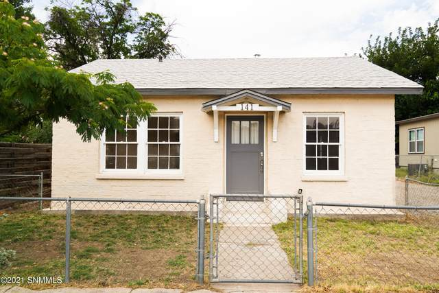 141 & 145 Wilson Street, Hatch, NM 87937 (MLS #2101759) :: Better Homes and Gardens Real Estate - Steinborn & Associates