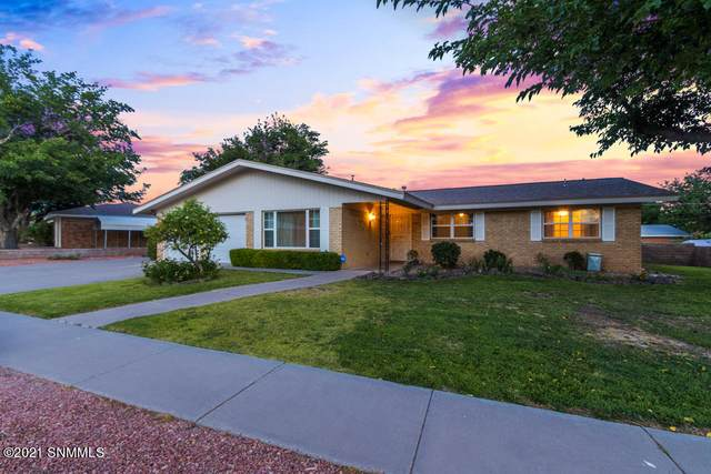 1540 Altura Avenue, Las Cruces, NM 88001 (MLS #2101761) :: Las Cruces Real Estate Professionals