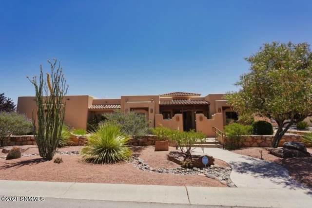 1696 Vista Del Cerro, Las Cruces, NM 88007 (MLS #2101774) :: Las Cruces Real Estate Professionals