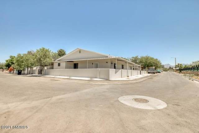 505 Piro Avenue, Las Cruces, NM 88011 (MLS #2101786) :: Agave Real Estate Group