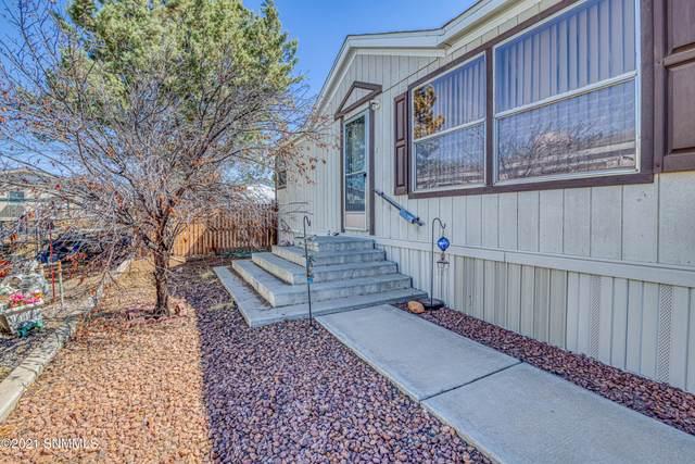 4131 Calle Libertad, Las Cruces, NM 88005 (MLS #2101795) :: Las Cruces Real Estate Professionals