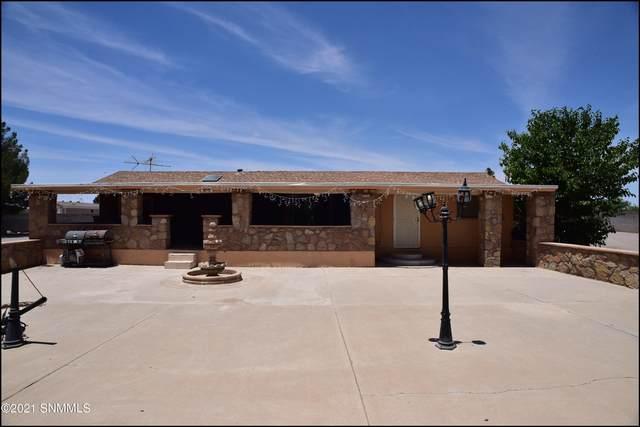 18425 Castillo Road, La Mesa, NM 88044 (MLS #2101799) :: Better Homes and Gardens Real Estate - Steinborn & Associates