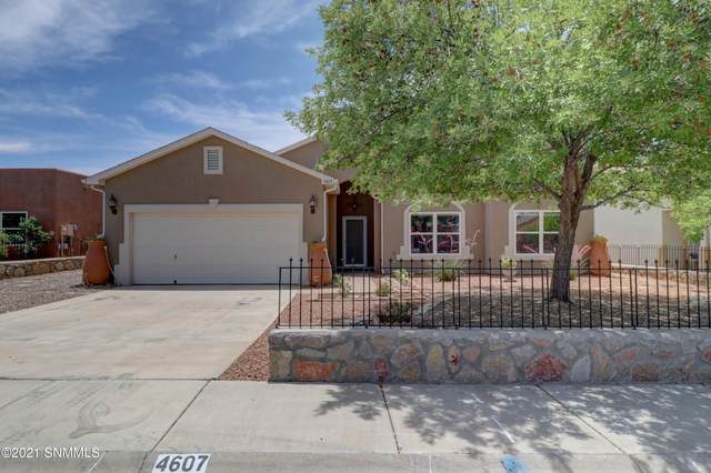 4607 Camino Dos Vidas, Las Cruces, NM 88012 (MLS #2101800) :: Agave Real Estate Group