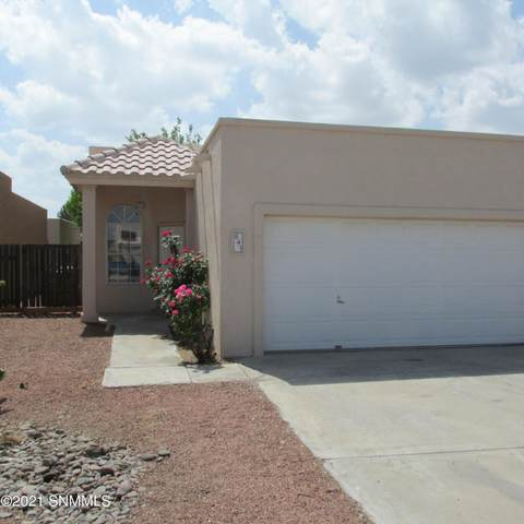 841 Chateau Drive, Las Cruces, NM 88005 (MLS #2101810) :: Las Cruces Real Estate Professionals