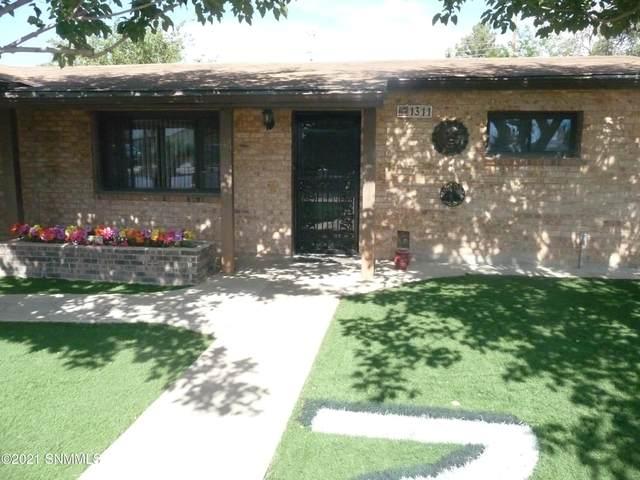 1311 S Santa Catalina Street, Deming, NM 88030 (MLS #2101813) :: Agave Real Estate Group
