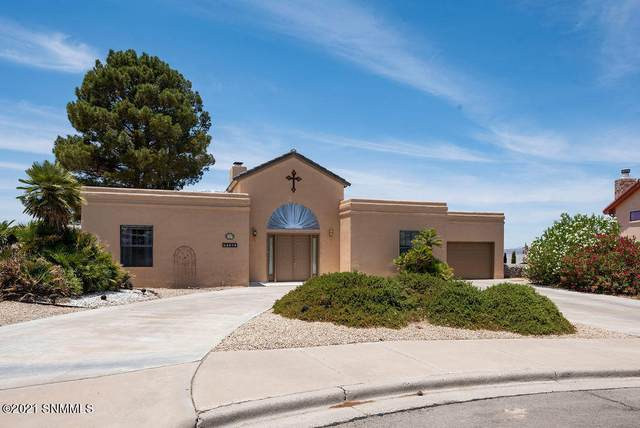 2079 Sagecrest Court, Las Cruces, NM 88011 (MLS #2101817) :: Agave Real Estate Group