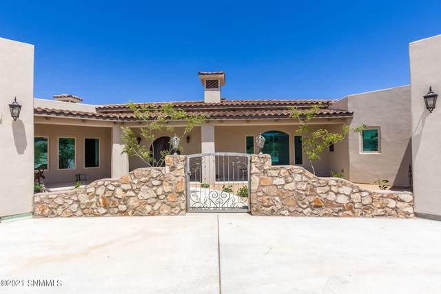8096 Constitution Road, Las Cruces, NM 88007 (MLS #2101826) :: Las Cruces Real Estate Professionals